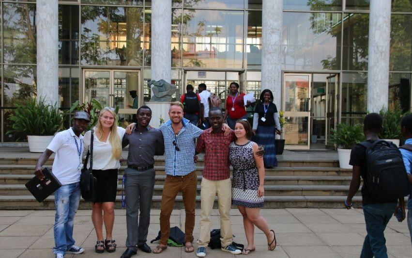 Interessert i å arbeide for studenters rettigheter i Zimbabwe?