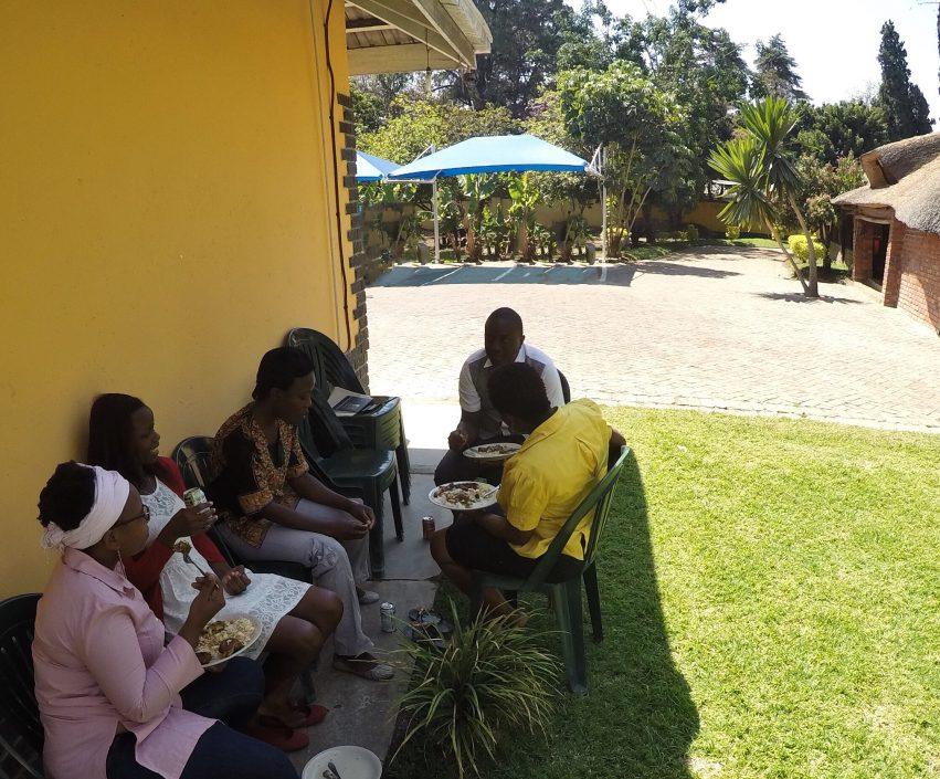Emilie Og Jarand Zimbabwe Blogg