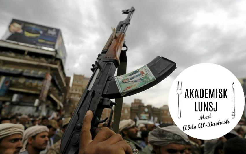 Akademisk Lunsj: The Nightmare of the Yemeni Civil War
