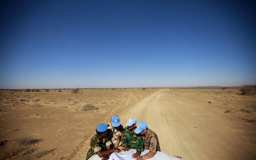 SAIH til FN: Menneskerettighetssituasjonen i Vest-Sahara må overvåkes