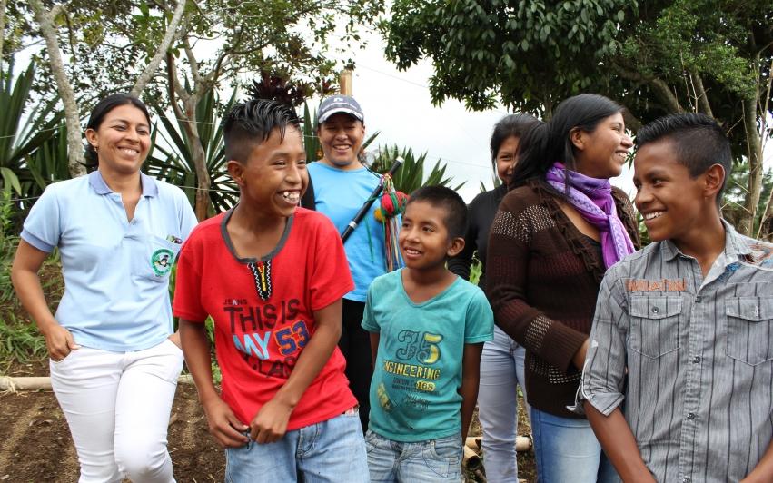 Jóvenes y Estudiantes Noruegos en Solidaridad con la lucha por la Paz y Justicia en Colombia