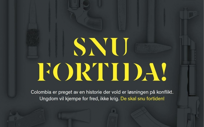 Jobbe for SAIH under Operasjon Dagsverk?