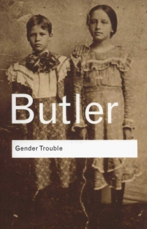 Gender Trouble Butler Bokforside
