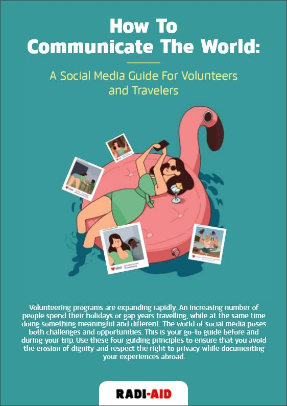 A Social Media Guide For Volunteers and Travelers