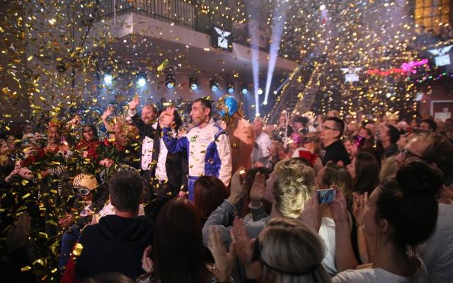 SAIHs prisutdeling i beste sendetid på NRK