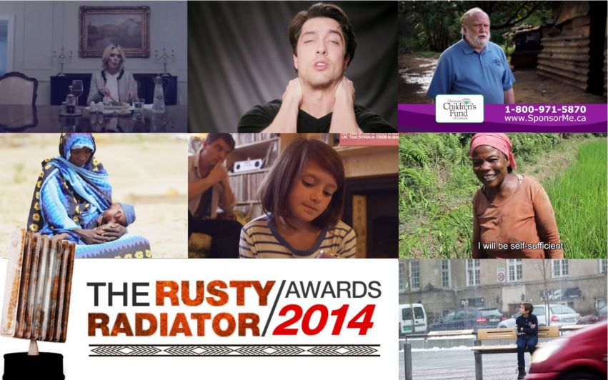Shocking advert awarded worst fundraising campaign of 2014