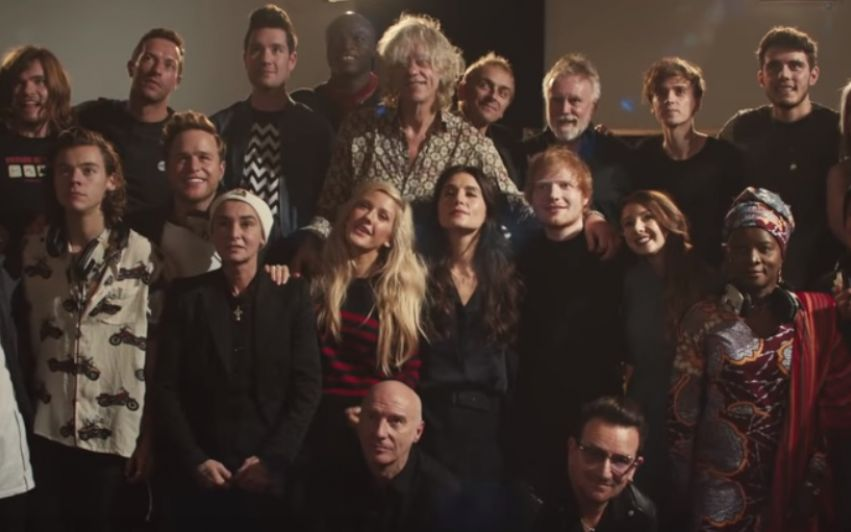 «Do they know it`s Christmas» wins prize as this year's worst fundraising ad