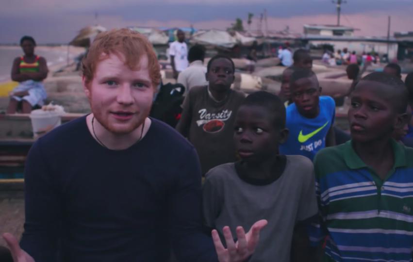 Ed Sheeran Bilde