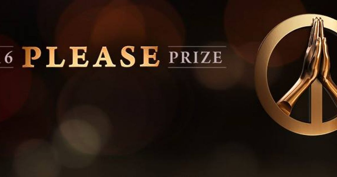 The Please Prize 2016 and Movie Night with Driss Dambar