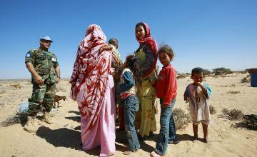 Background: Western Sahara