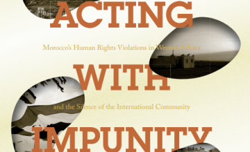 Ny SAIH-rapport: Acting With Impunity