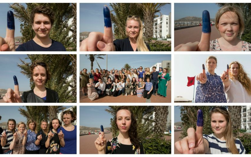 Activists from around the world demand #ReferendumNow in social media
