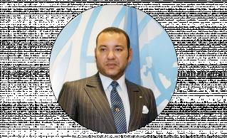 Kongen-av-Marokko rund
