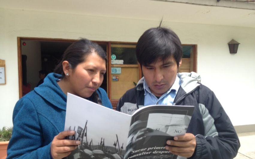 SAIH-rapport nå på spansk