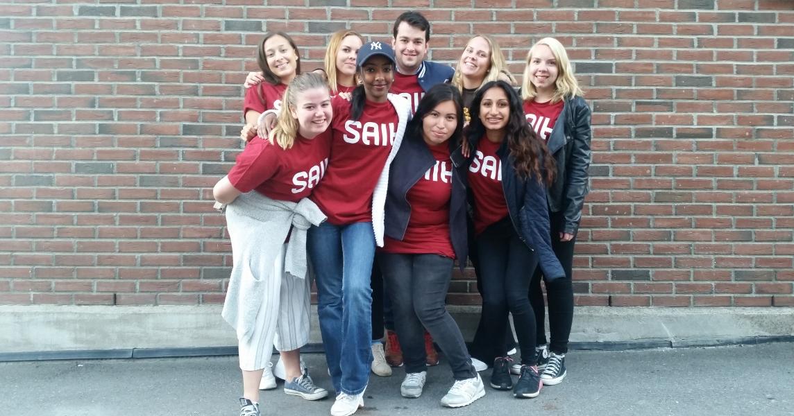 Nytt skoleår, nye flotte aktivister!
