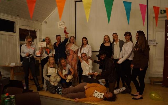 SAIH Autumn Gathering 2015