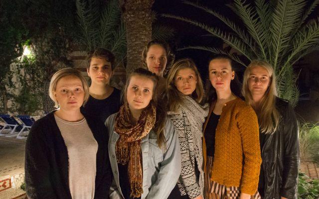 Comunicado de prensa: Miembros de la sociedad civil noruega fueron deportados del Sahara Occidental y del sur de Marruecos