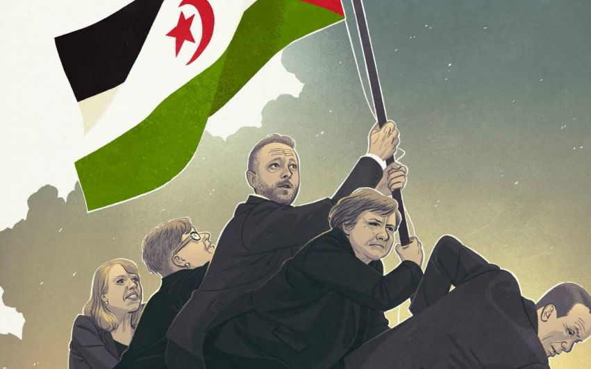 Press Release: Please, make peace in Western Sahara!