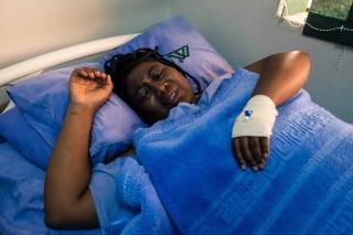 Joana Mamombe Mdc Alliance Hospital Harare May 15 2020