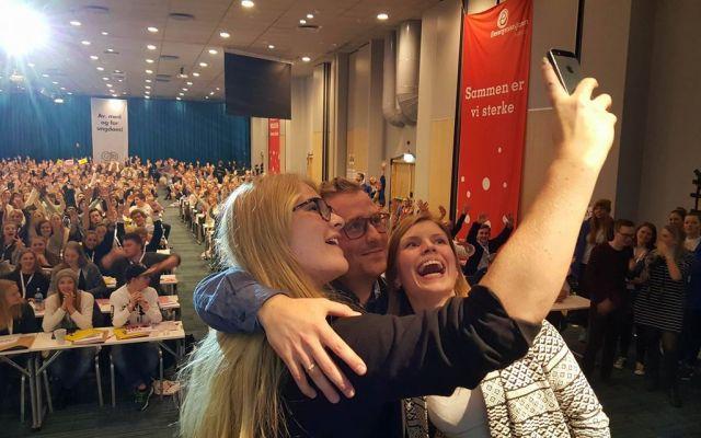 SAIH vinneren av Operasjon Dagsverk 2016