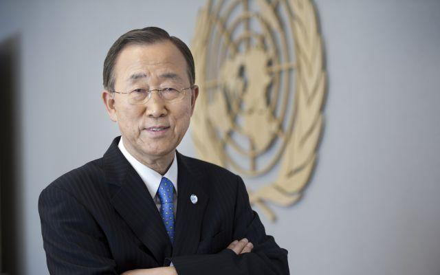 PM: FNs generalsekretær trenger all den støtten han kan få