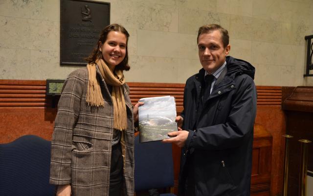 Fersk EU-rapport støtter opp om SAIHs kampanjekrav