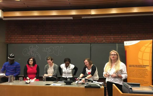 Ulandsseminar on Feminism in the North and in the South: differences and similarities
