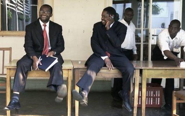 Politisk spill i Zimbabwe