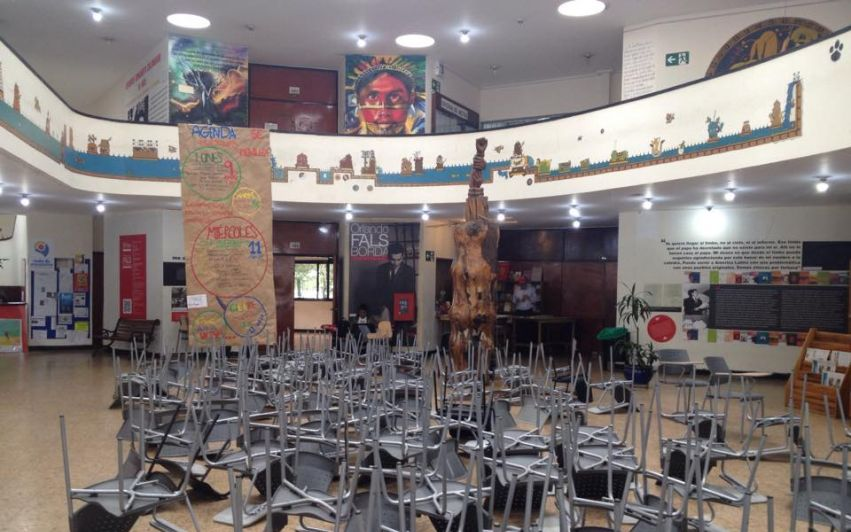 Trusler mot studenter og lærere i Colombia