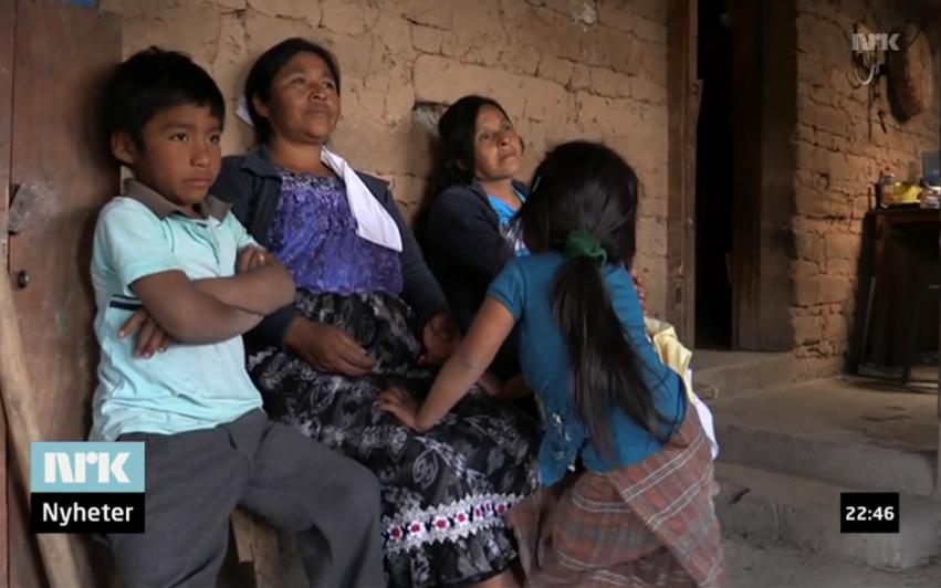 Gruvestriden i Guatemala