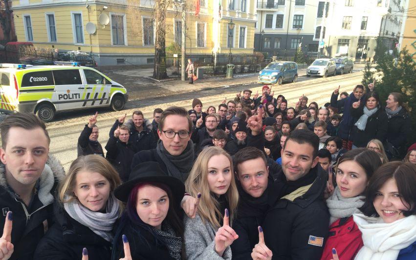 En samlet ungdomsbevegelse krever norsk handling for Vest-Sahara
