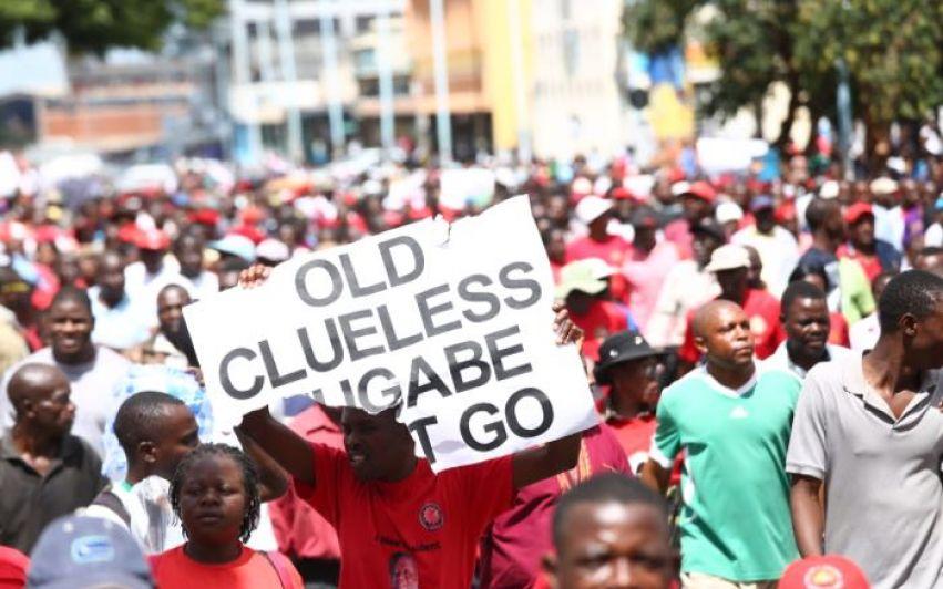 Over og ut for Mugabe?