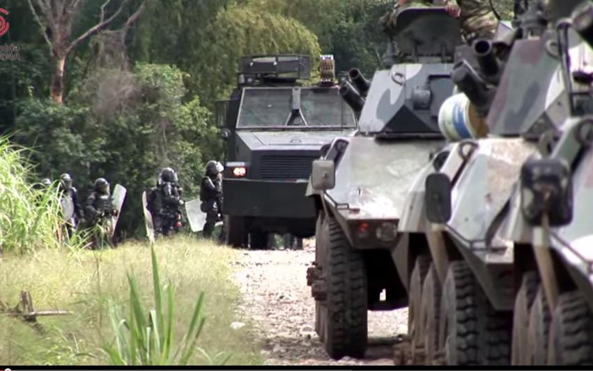 Krig og fred i Colombia