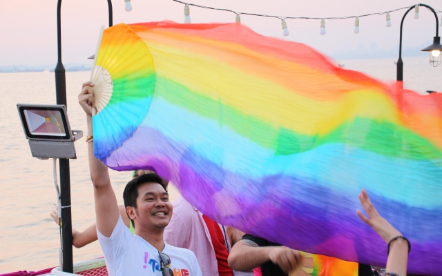 Positive nyheter for LHBT-personer i Myanmar