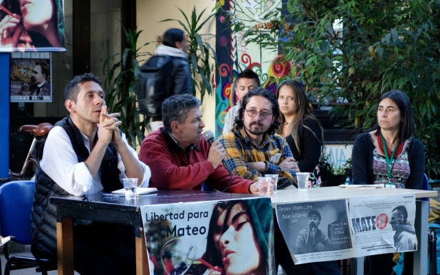 Colombia: Ble fengslet for sin forskning