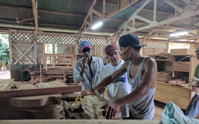 Nicaragua: utdanner unge i landets fattigste region