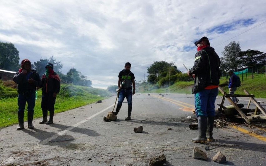 Alvorlig menneskerettighetssituasjon i Colombia