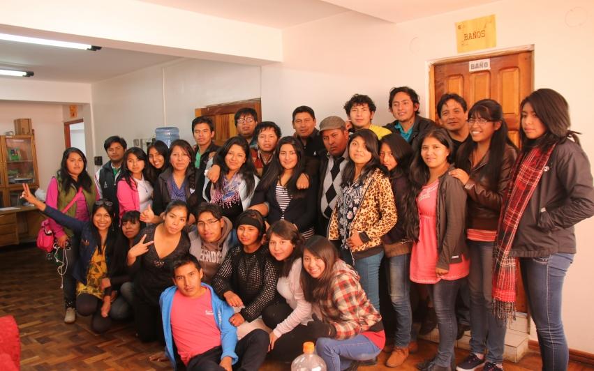 Ungdomsloven i Bolivia – lovord eller realitet?