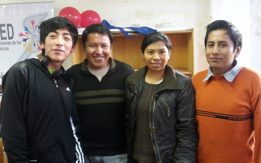 Youth in Bolivia: Protecting their bodies – strengthening their rights
