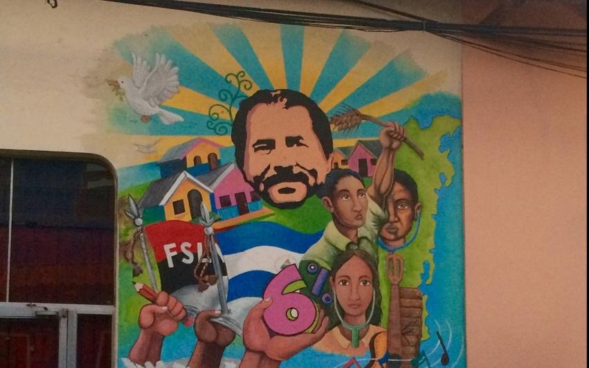 Autonomi på Nicaraguas Atlanterhavskyst