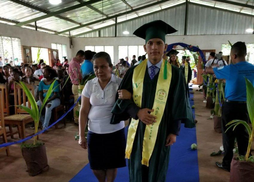 Graduation Wawashang 2017  Luis Bermúdez 5