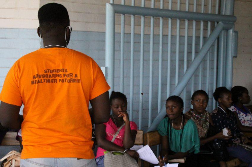 Peer Educator Unza Dani Musiwa