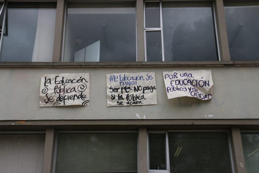 Veggmalerier Universidad De Nationale In Bogota 06 Oktober 2017 6