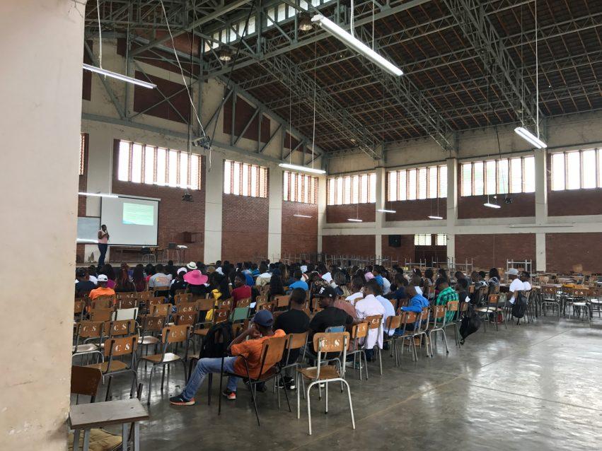 Zimbabwe Forelesning Chinhoyi University Of Technology