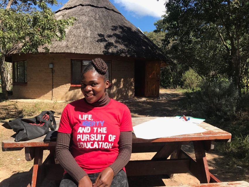 Student Zinasu Zimbabwe