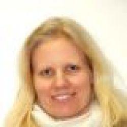 SAIHs programrådgiver Kari Anette Lindemann, i Zimbabwe