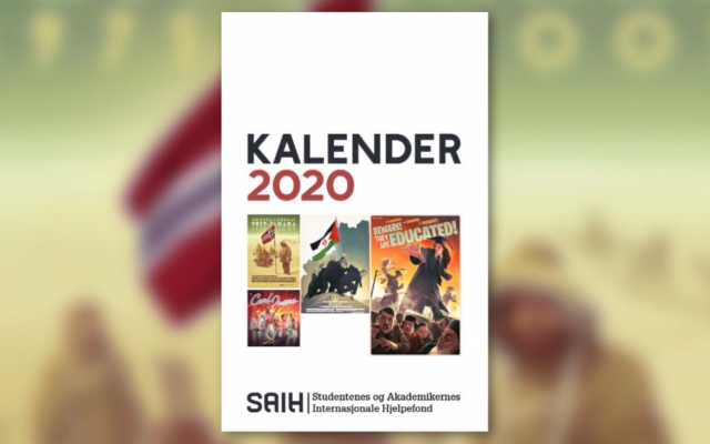 SAIH-KALENDER 2020