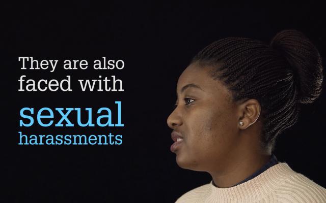 """Zimbabwe: """"Kvinnelige studenter er ekstra sårbare"""""""