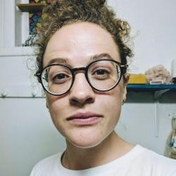 Ingrid Vonen, SAIH-aktivist.
