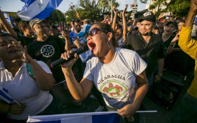 Kan studentene endre Nicaragua?